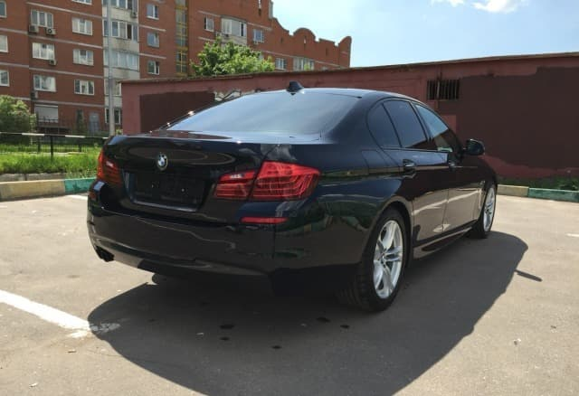 BMW 525M xDrive - фото 2
