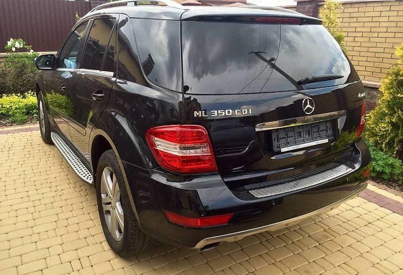 Mercedes-Benz ML 350 - фото 2