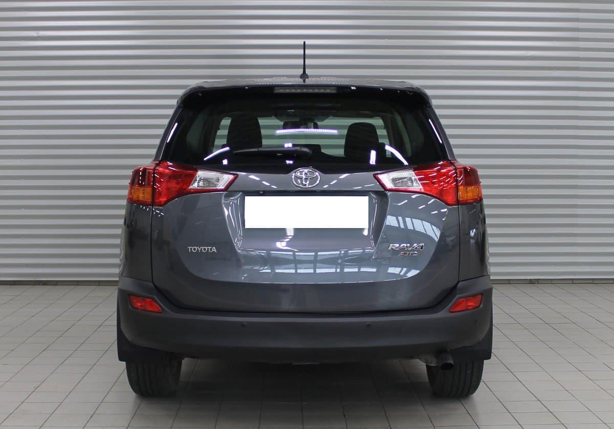 Toyota RAV – 4 - фото 2