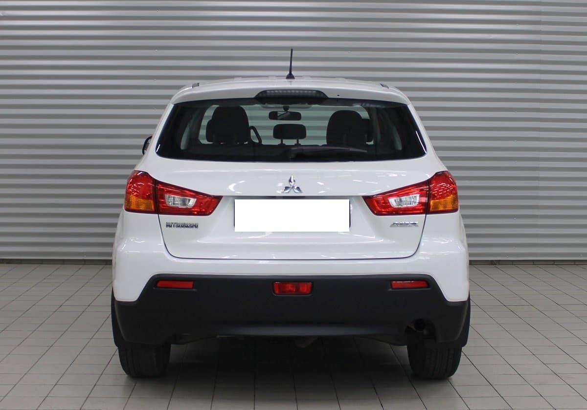 Mitsubishi ASX - фото 2