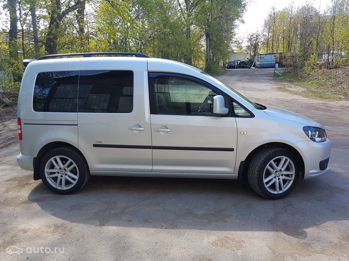 Volkswagen Caddy - фото 2
