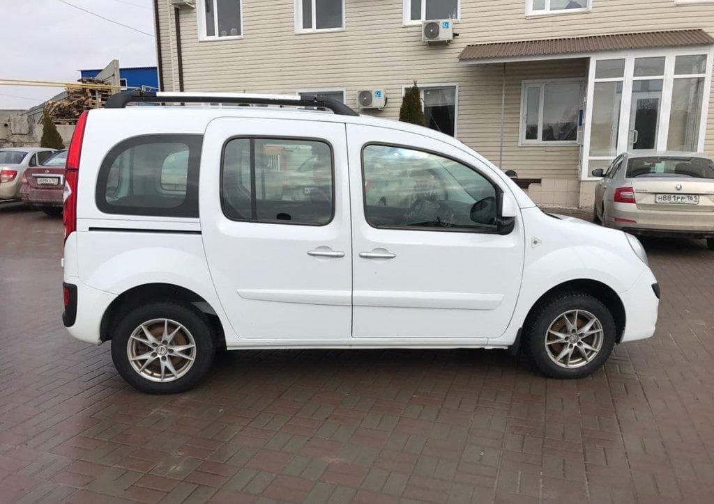 Renault Kangoo - фото 1