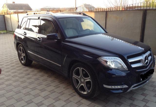 Mercedes-Benz GLK 250 CDI 4-matic - фото 2