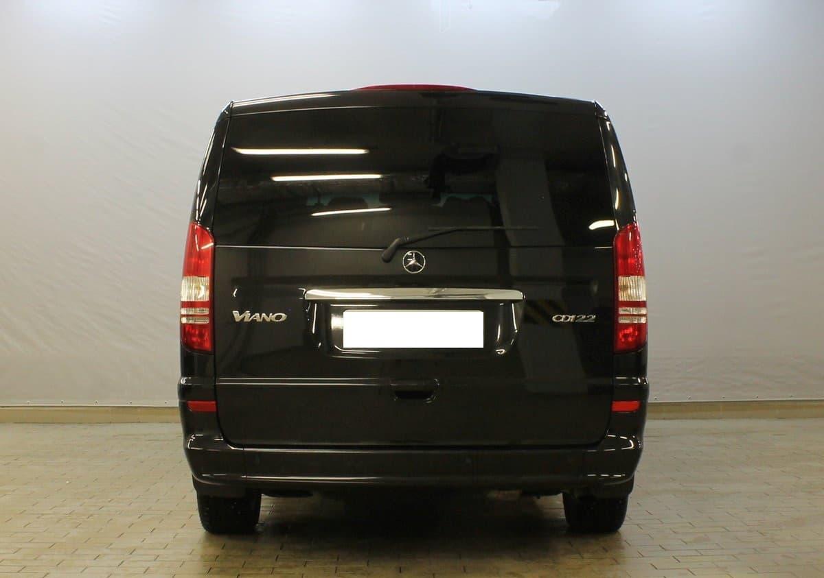 Mercedes-Benz Viano Long - фото 2