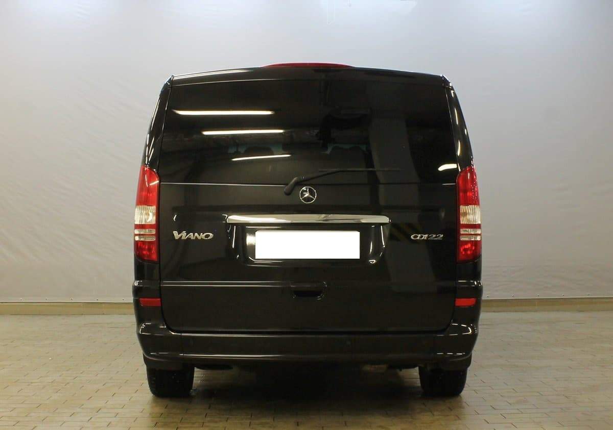 Mercedes-Benz Viano Long - фото 2