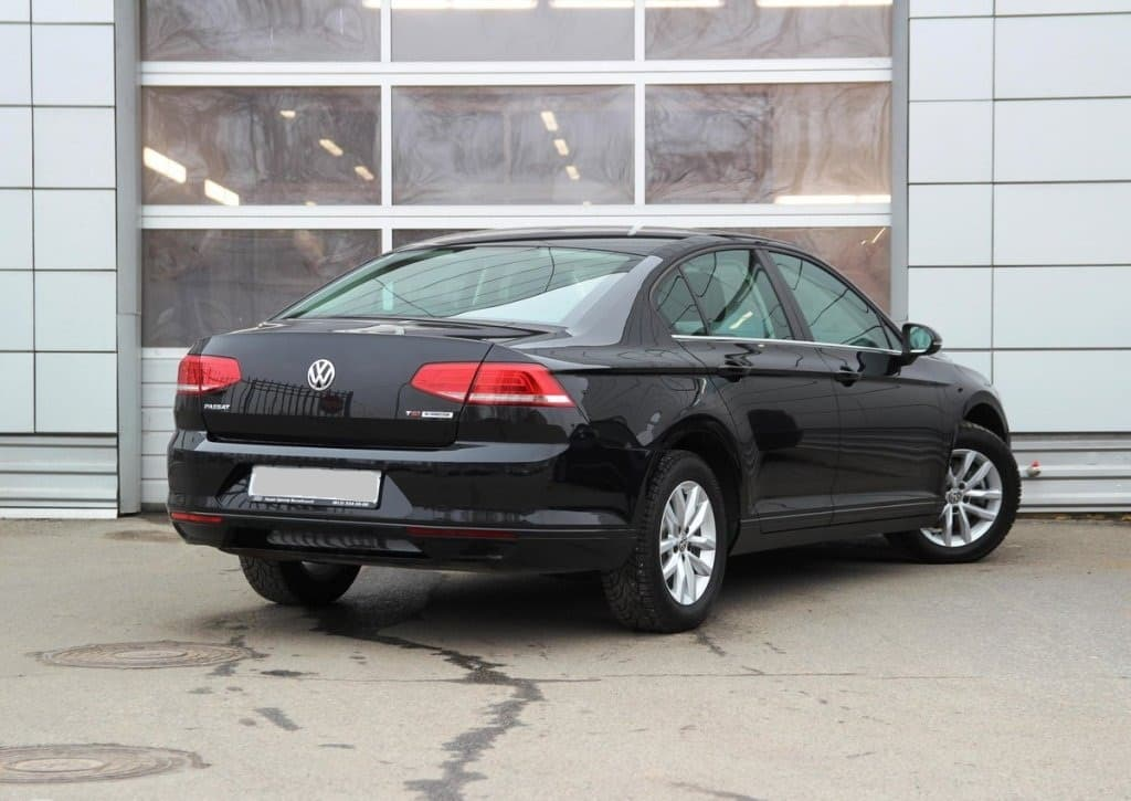 Volkswagen Passat B8 - фото 2