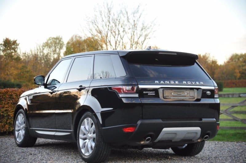 Range Rover Sport - фото 3