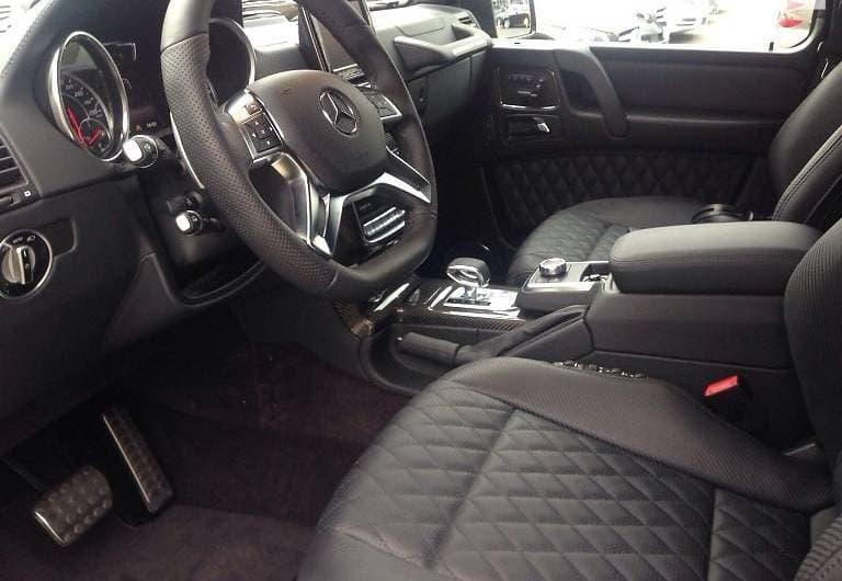 Mercedes-Benz G63 AMG - фото 2