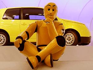 В городах вскоре появятся робо-машины