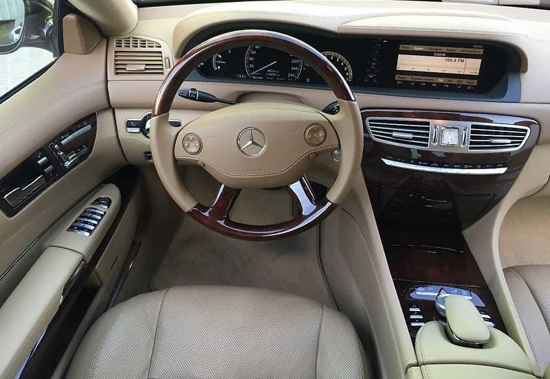 Mercedes-Benz CL550 4-matic AMG-stile - фото 4