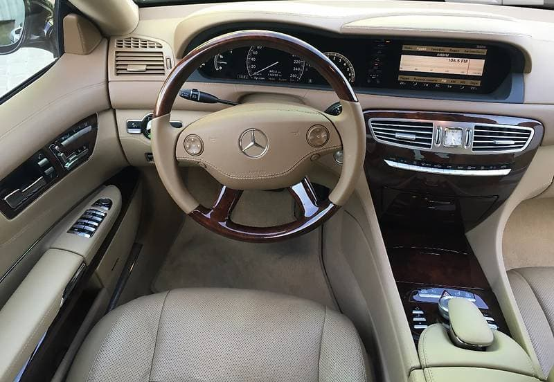 Mercedes-Benz CL550 4-matic AMG-stile - фото 4