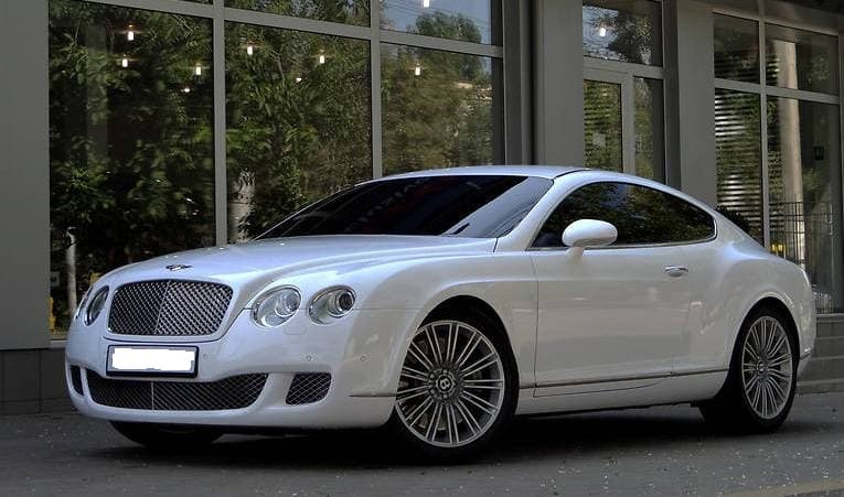 Bentley GT Speed - фото 3