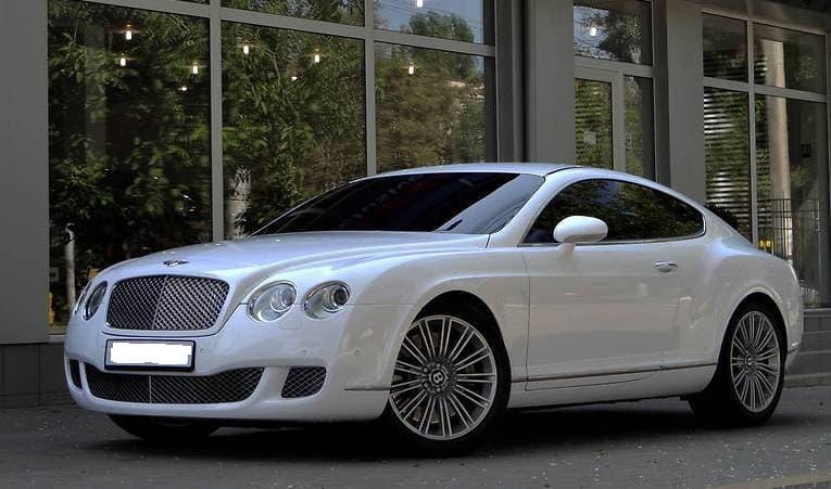 Bentley GT Speed - фото 3