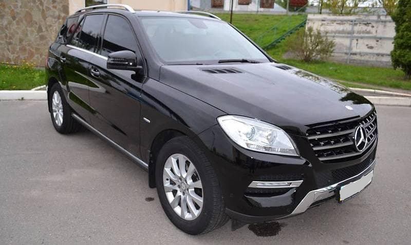 Mercedes-Benz ML 250 CDI - фото 3