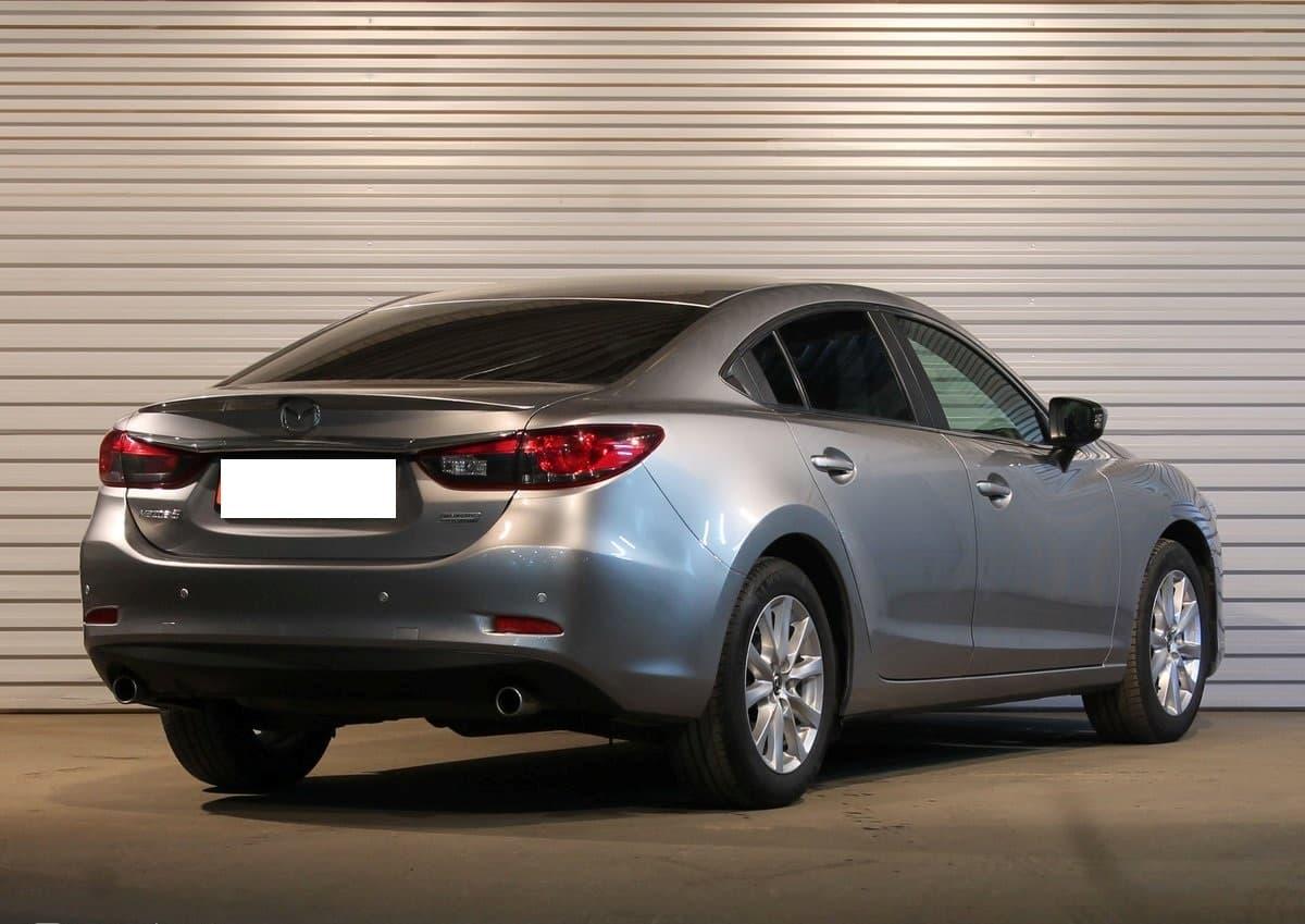 Mazda 6 - фото 3