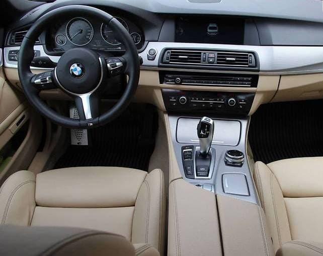 BMW 525 xDrive - фото 3