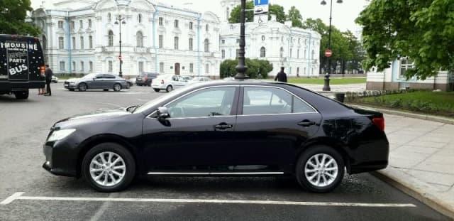 Toyota Camry 50 - фото 3