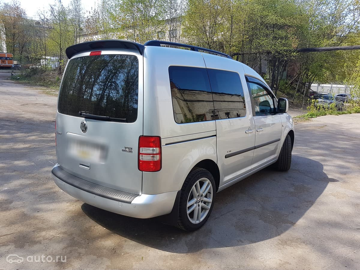 Volkswagen Caddy - фото 3