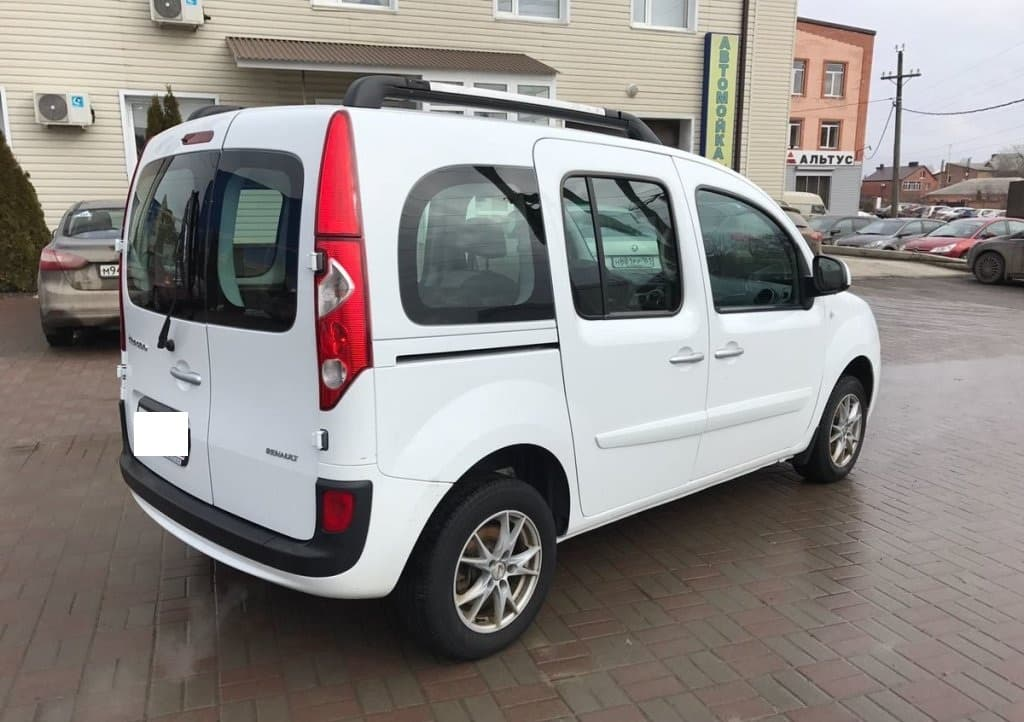 Renault Kangoo - фото 2