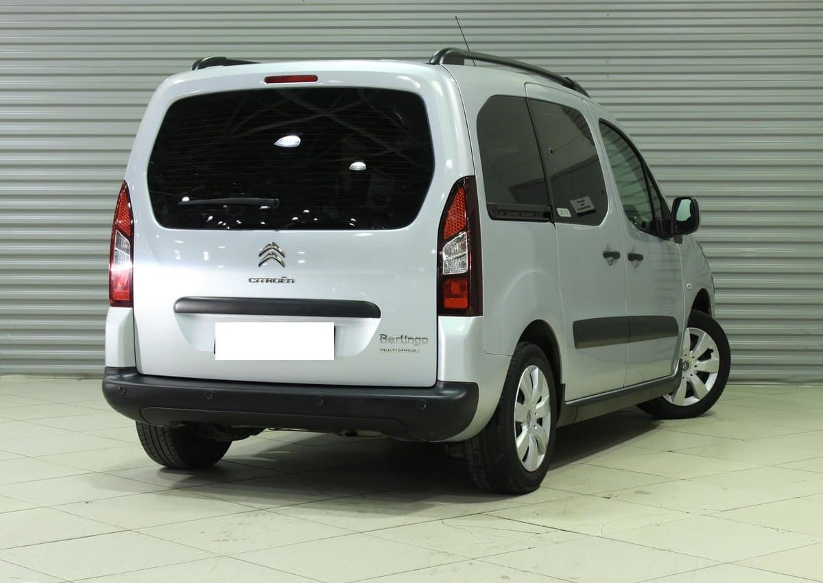 Citroen Berlingo - фото 3