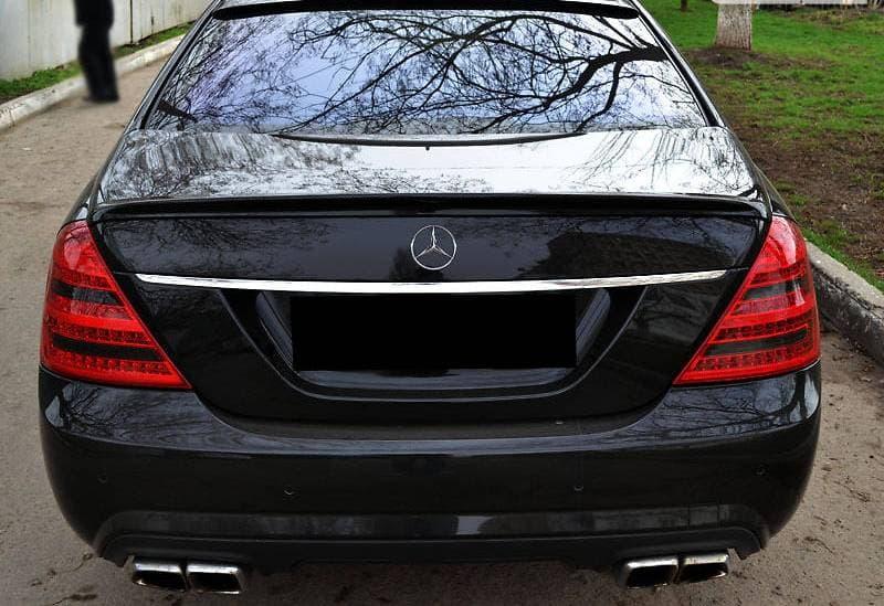 Mercedes-Benz S550 W221 AMG-stile - фото 3