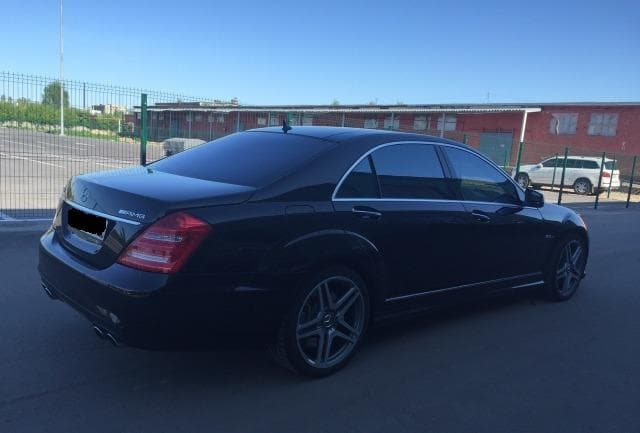 Mercedes-Benz S500 4-matic W221 AMG-stile - фото 3