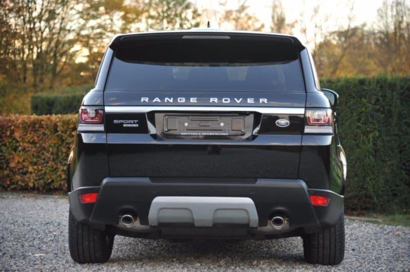 Range Rover Sport - фото 4