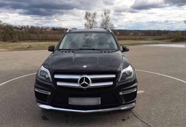Mercedes-Benz GL550 W166 AMG-stile - фото 3
