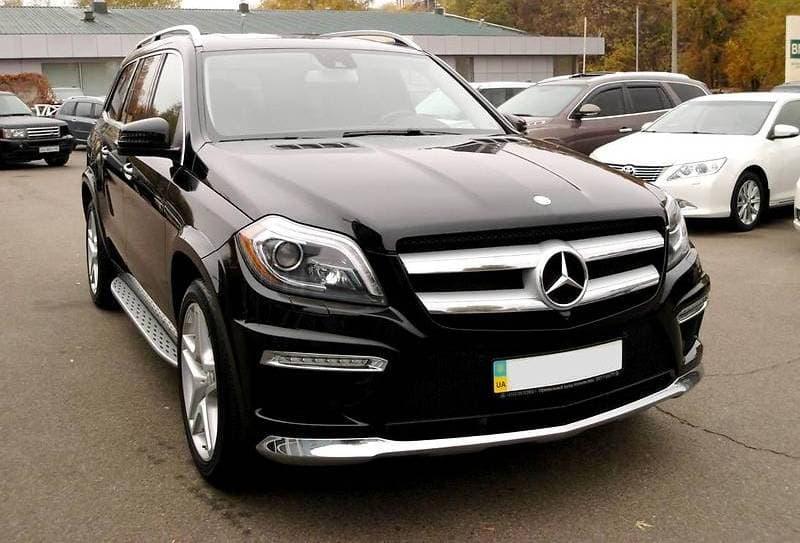 Mercedes-Benz GL550 AMG-stile - фото 3