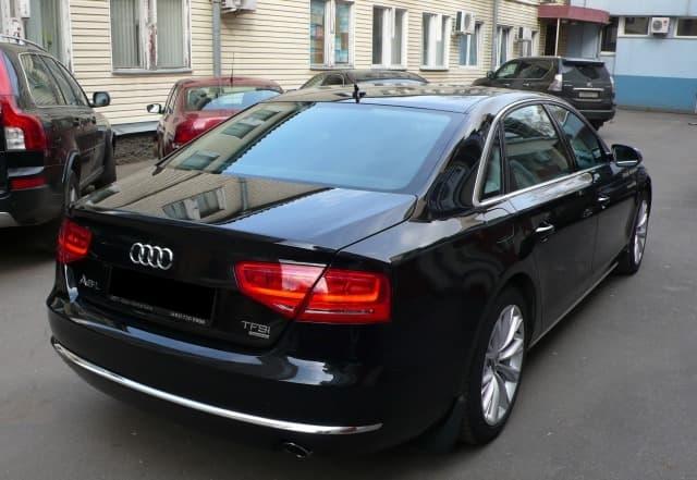 Audi A8 Quattro - фото 4