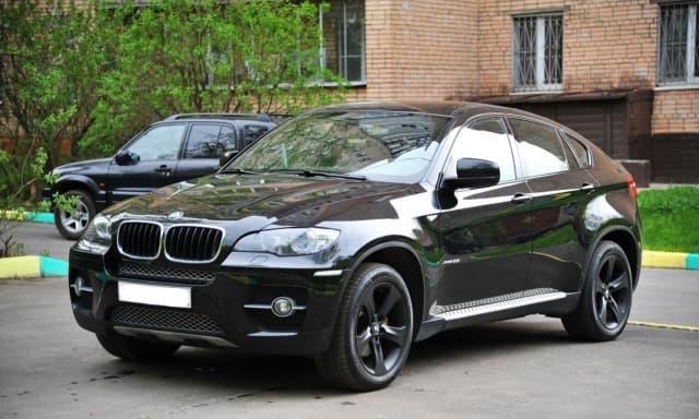 BMW X 6 5.0 xDrive - фото 4