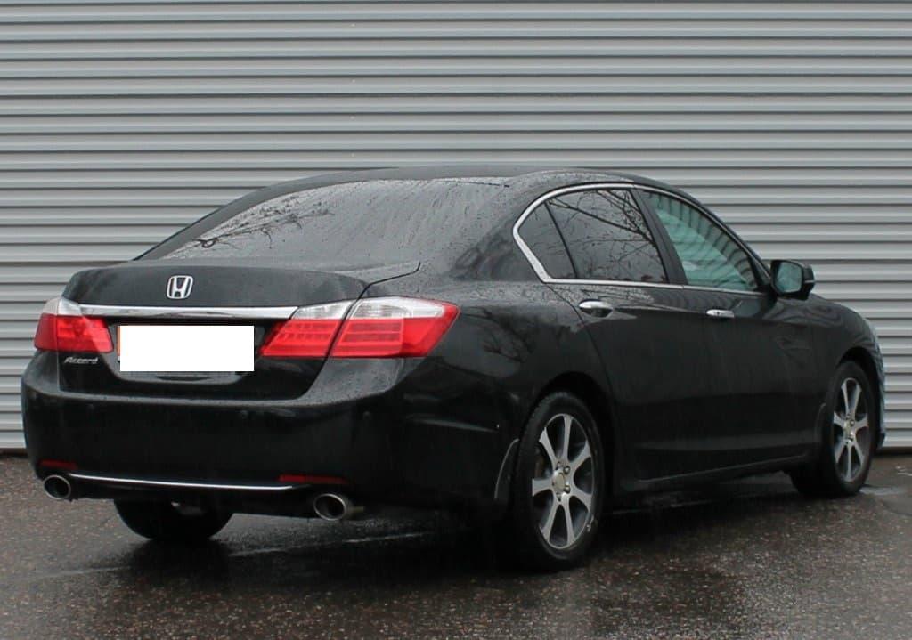 Honda Acord - фото 3