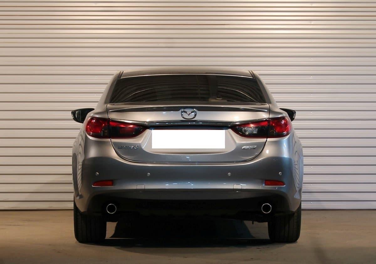 Mazda 6 - фото 4