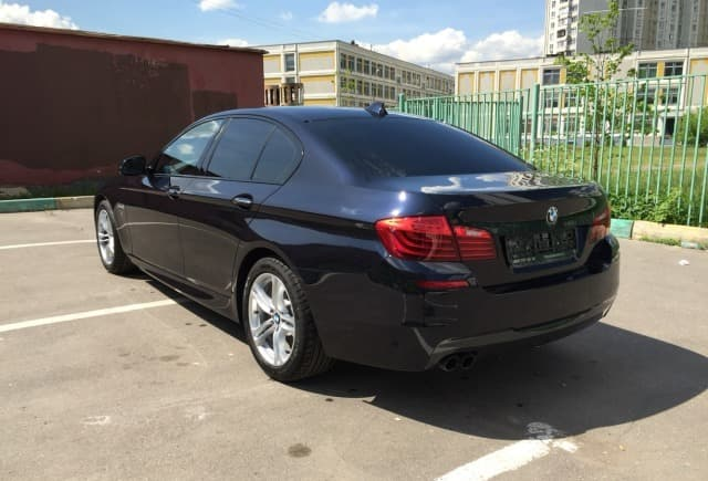 BMW 525M xDrive - фото 4