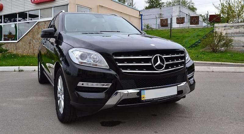 Mercedes-Benz ML 250 CDI - фото 4