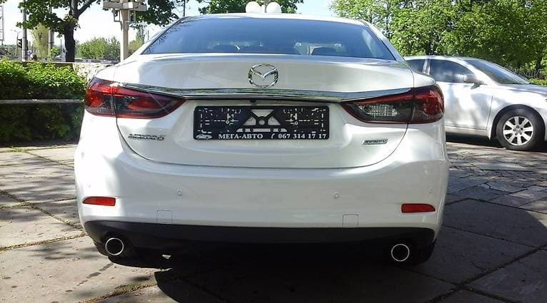 Mazda 6 new - фото 4