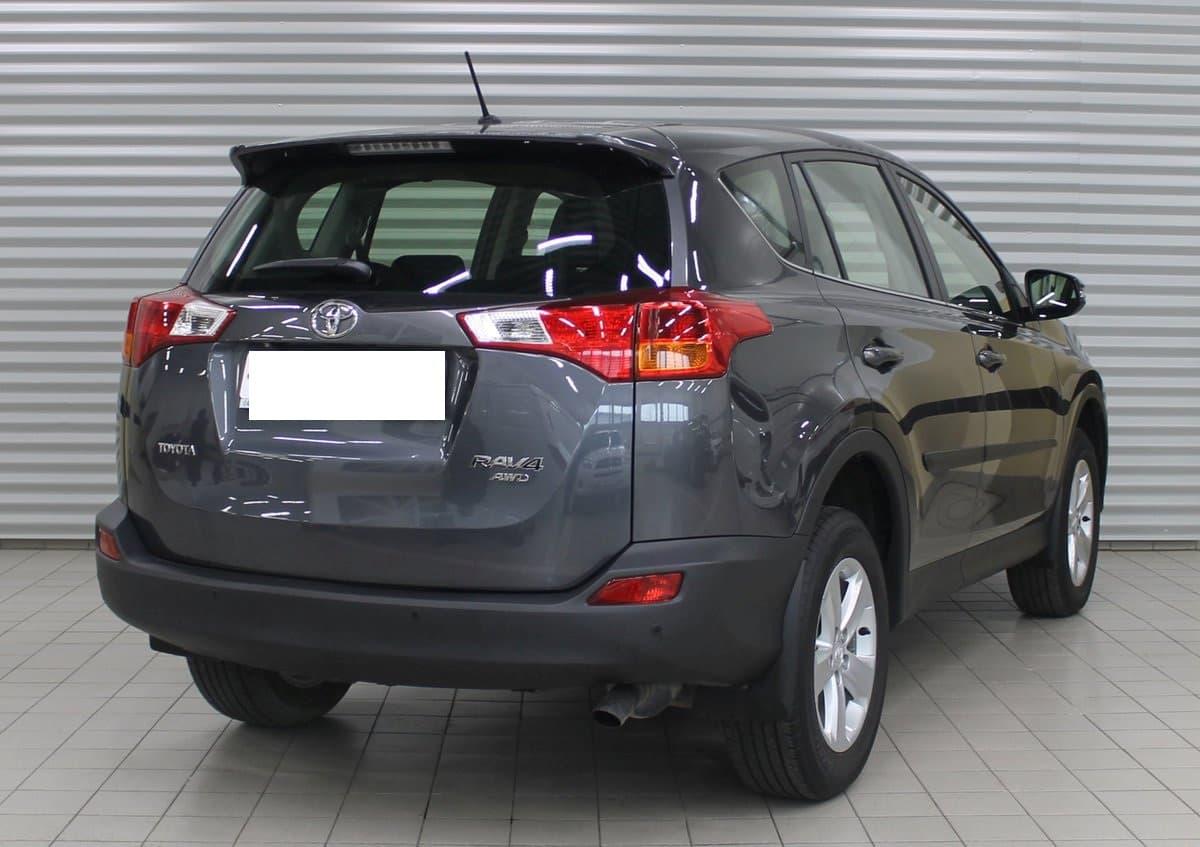 Toyota RAV – 4 - фото 3
