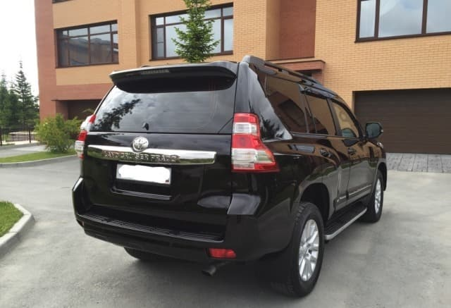 Toyota Land Cruiser Prado - фото 3