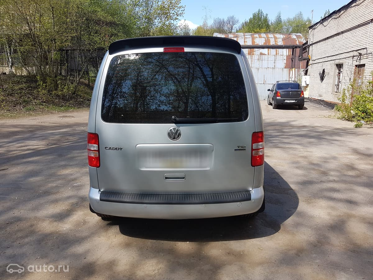 Volkswagen Caddy - фото 4