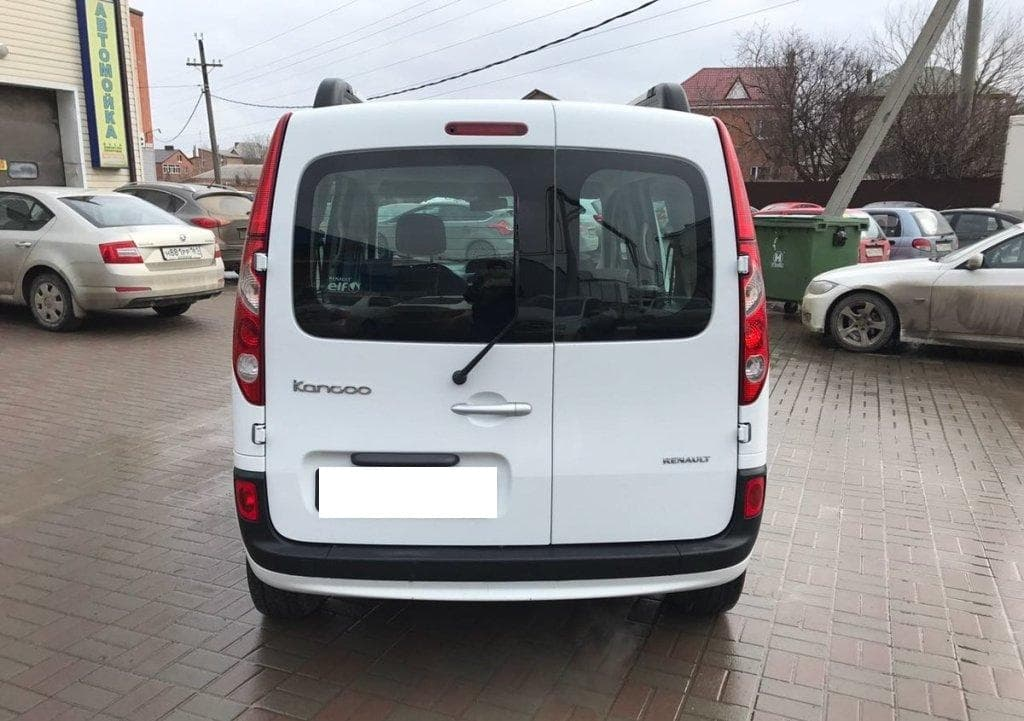 Renault Kangoo - фото 3