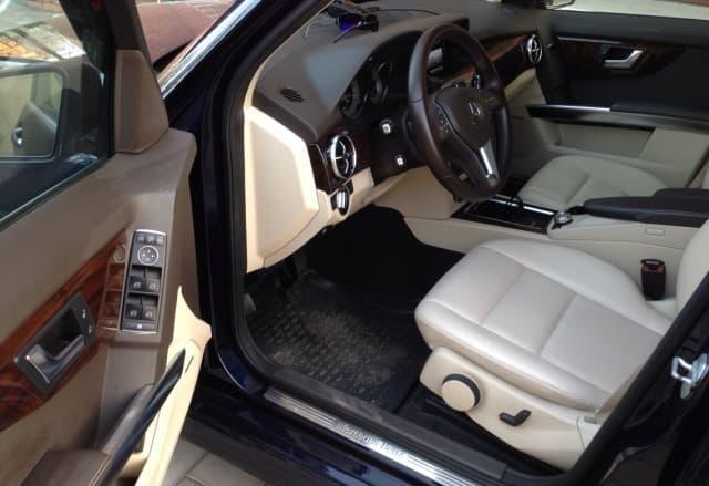 Mercedes-Benz GLK 250 CDI 4-matic - фото 4
