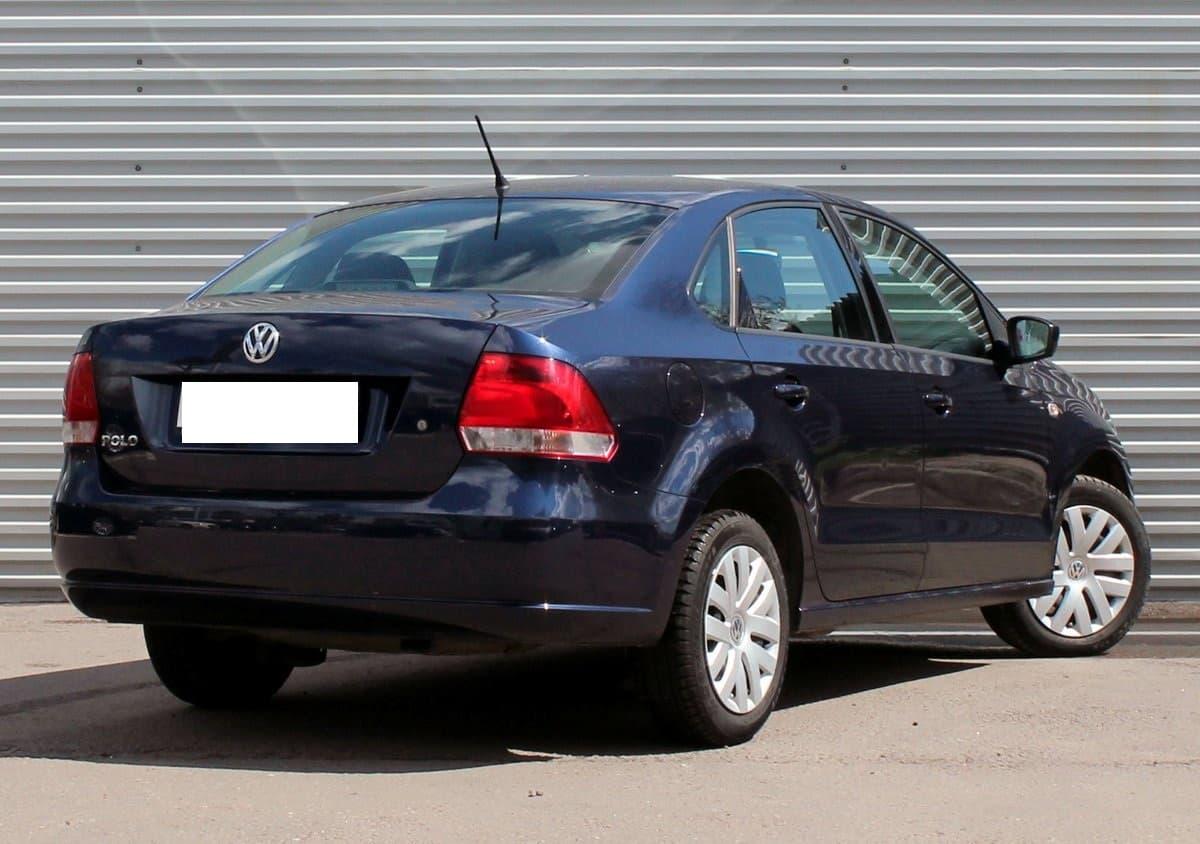 Volkswagen Polo - фото 4