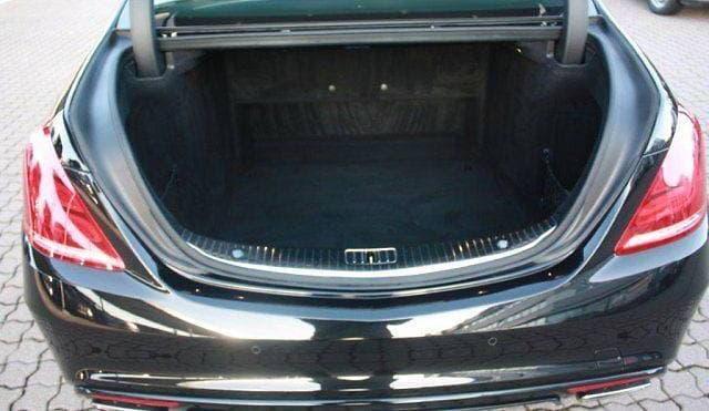 Mercedes-Benz S500 W222 AMG-stile - фото 4