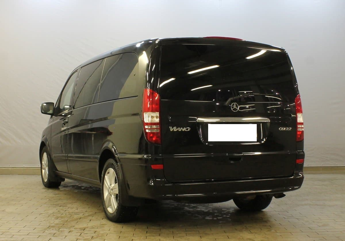 Mercedes-Benz Viano Long - фото 3