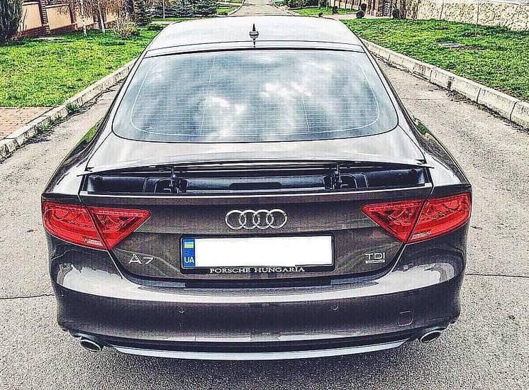 Audi A7 Quattro - фото 4