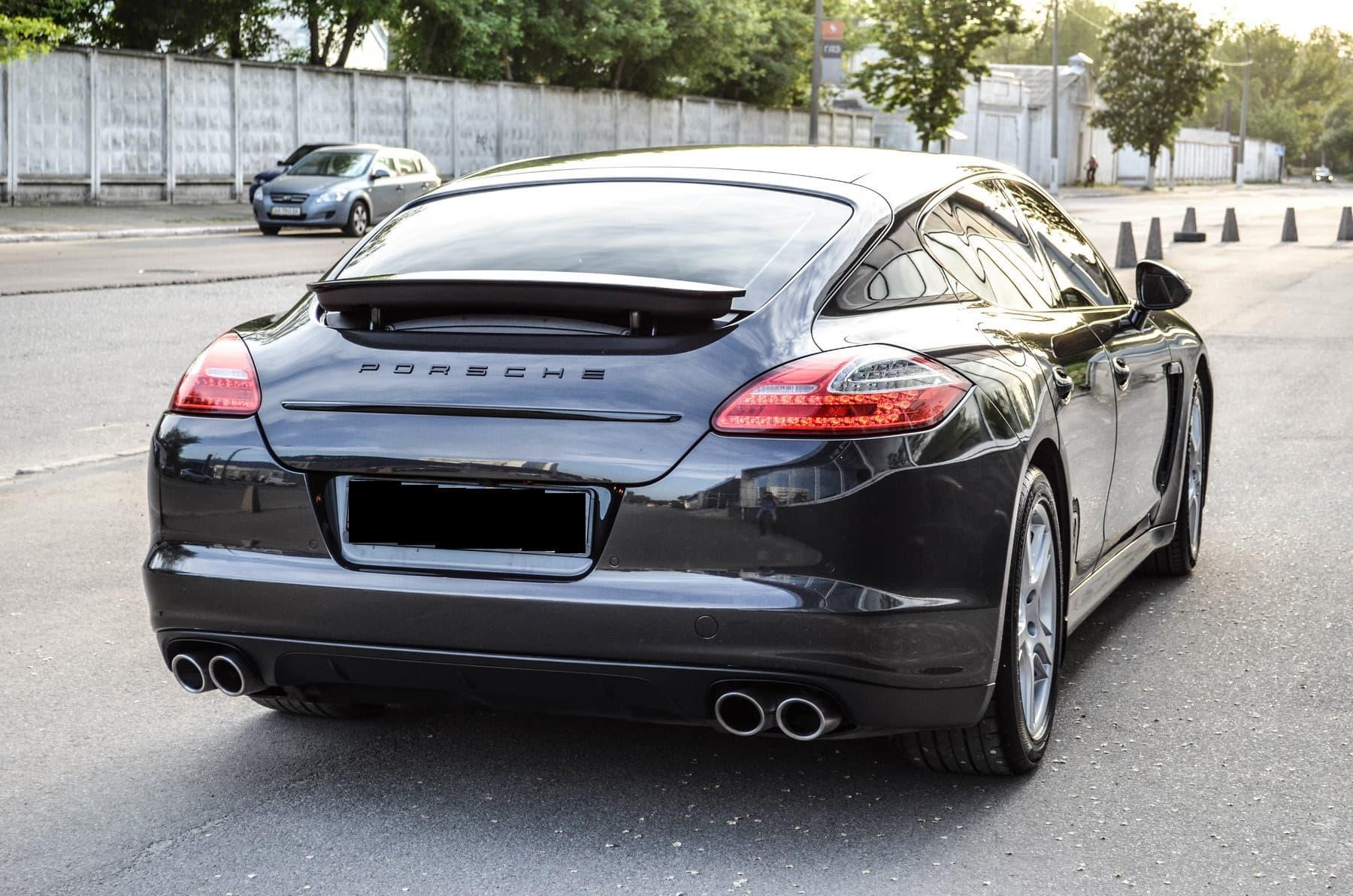 Porsche Panamera 4S - фото 5