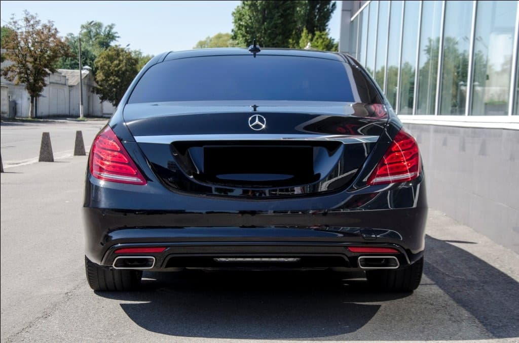 Mercedes-Benz S500 W222 AMG-stile - фото 5