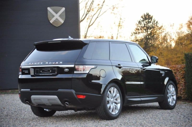Range Rover Sport - фото 5