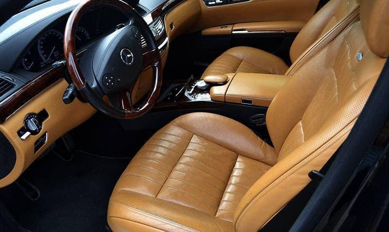 Mercedes-Benz S550 W221 AMG-stile - фото 4