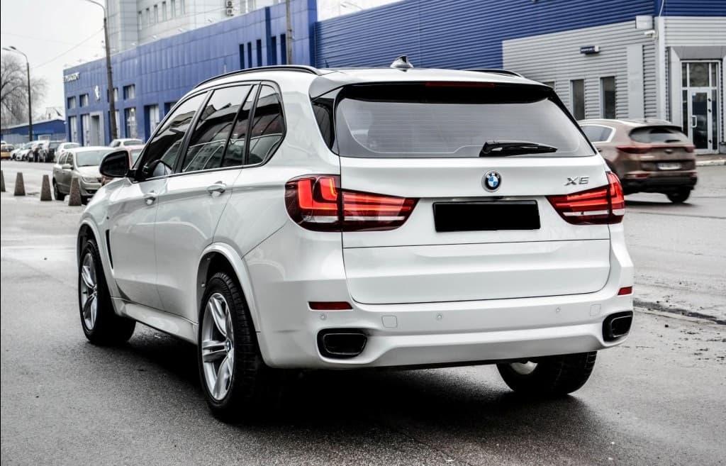 BMW X 5 - фото 4